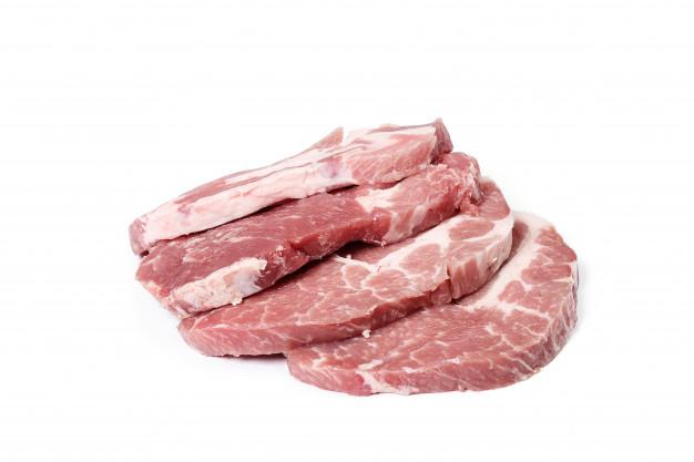 varkensvlees rollade
